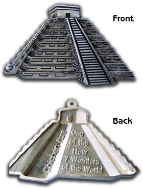 Acustica en piramide de chichen Itza